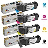 LD © 4 Compatible Phaser 6140 Toners 1(Bk,C,M,Y), Office Central