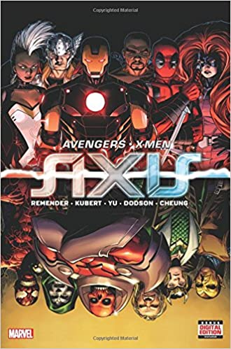 Avengers and X-Men: Axis: 1