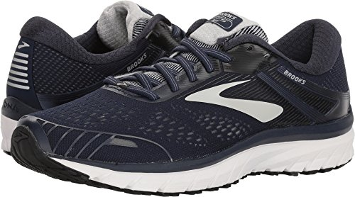 Solo Saddle Foam (Brooks Men's Adrenaline GTS 18 Navy/Grey/Black 10.5 D US)