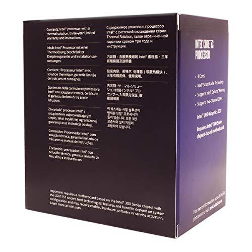 Build My PC, PC Builder, Intel Core i3-8100