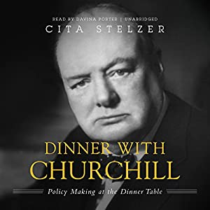 Dinner with Churchill Audiobook