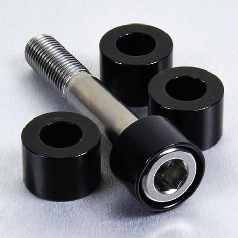 Rondelle cuvette en Aluminium M10 Aluminium