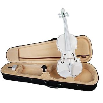 Homyl 1 Pieza de violín Acústico con Estuche de Arce de ...
