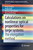 img - for Calculations on nonlinear optical properties for large systems: The elongation method (SpringerBriefs in Molecular Science) book / textbook / text book