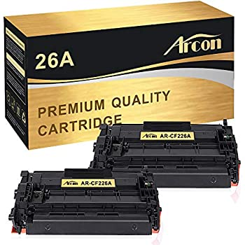 Amazon.com: HP 26A | CF226A | Toner Cartridge | Black ...