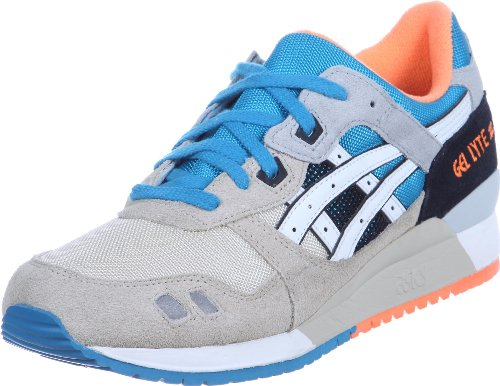 Asics Gel-Lyte Iii Trainers White Multicoloured drvtCNy6R