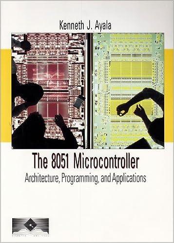 8051 Microcontroller Ayala Ebook