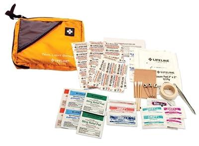 Lifeline Trail Light Dayhiker First Aid Kit - 57 Pieces