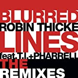 Blurred Lines (Will Sparks Remix) [feat. T.I. & Pharrell]
