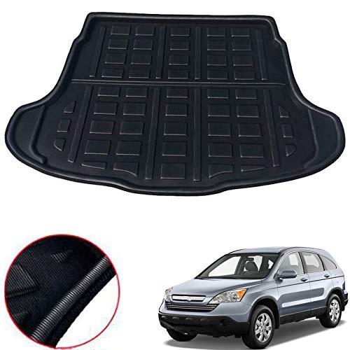 For Honda CRV CR-V 2007 2008 2009 2010 2011 Car Rear Trunk Mat Boot Liner Cargo Floor Tray Carpet Mud Interior Accessories