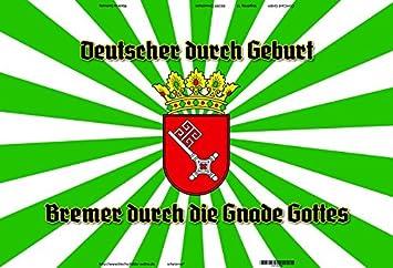 Deutsche durch geburt, Bremer durch Gnade Gottes\