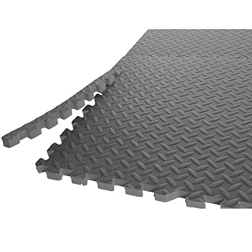 "CAP Barbell 24"" x 24"" Interlocking Puzzle Mat"