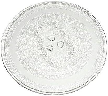 Plato giratorio para horno microondas, Daewoo, diámetro: 25,5 cm ...