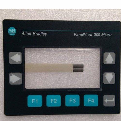 Allen Bradley PanelView 300Micro 2711-M3A18L1 Membrane Keypad by Allen-Bradley