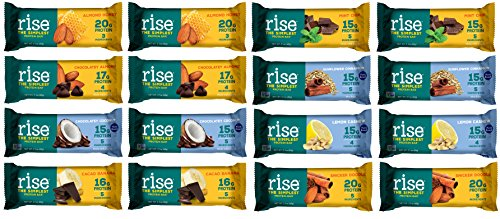 rise protein bar - 4