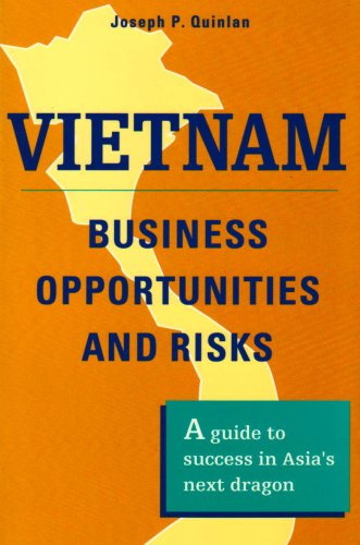 Vietnam: Business Opportunities and Risks by Brand: Pacific View Pr