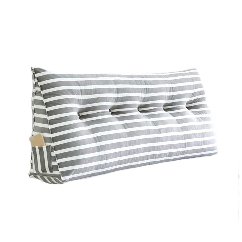 最新のデザイン CSQ枕 ストライプの枕、複数の色の綿の服の耐性のある枕新しい家の装飾の居間の装飾の枕複数のサイズ 寝具 (色 135cm) : 青, 青, サイズ さいず CSQ枕 : 135cm) B07PV9R3T5 150cm|Gray Gray 150cm, 布地のお店 ソールパーノ:632a85f0 --- arianechie.dominiotemporario.com