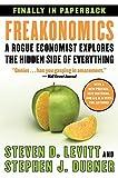 img - for Freakonomics: A Rogue Economist Explores the Hidden Side of Everything by Steven D. Levitt (2009-08-17) book / textbook / text book