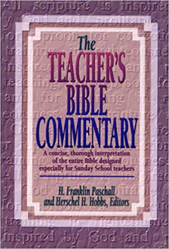 BIBLE TEACHERS COMMENTARY EBOOK DOWNLOAD