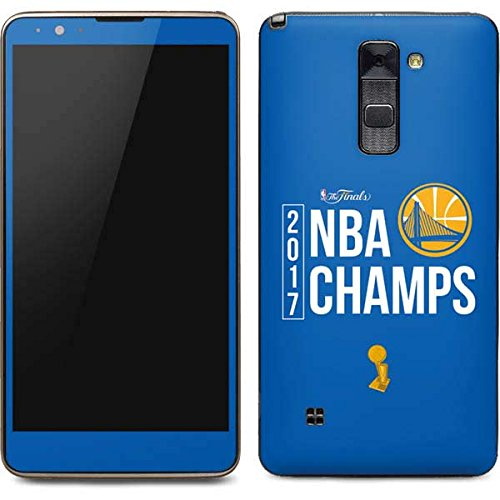 (NBA Golden State Warriors Stylo 2 Skin - Golden State Warriors 2017 NBA Champs Vinyl Decal Skin For Your Stylo 2)
