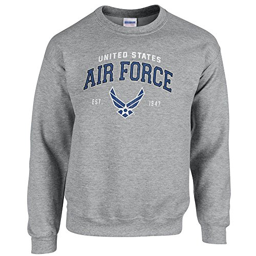 Honor Country US Air Force USAF Crewneck ()