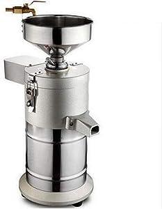 Huanyu Commercial 80kg/h Healthy Nutrition Soymilk Maker Soybean Milk Making Machine (220V)