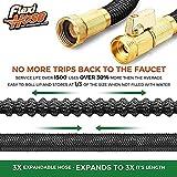 Flexi Hose & 8 Function Nozzle, 50 FT Lightweight
