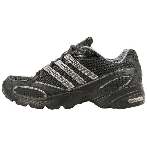 Adidas Mænds Shamiso M Os Læder Løbesko Mørk Jern / Sort aIPEnyY0C