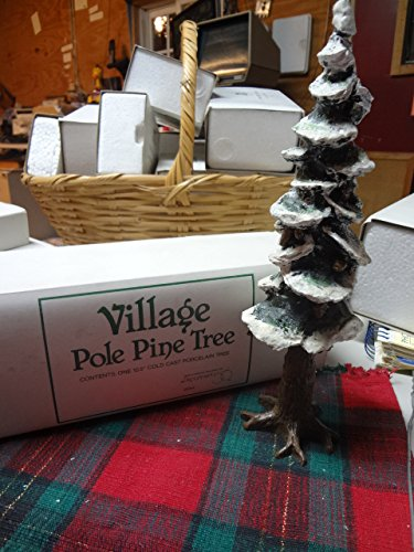 Department 56 Village Pole Pine Tree 10