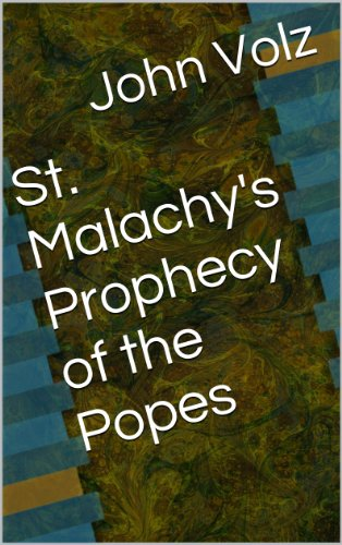 St malachy prophecy