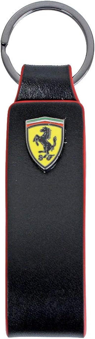 Scuderia Ferrari Formula 1 Red Rubber Strap Key Chain