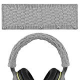 Headphone Headband For Bose, AKG, Sennheiser, Beats, Audio-Technica Replacement Headband Comfort Cushion Pad
