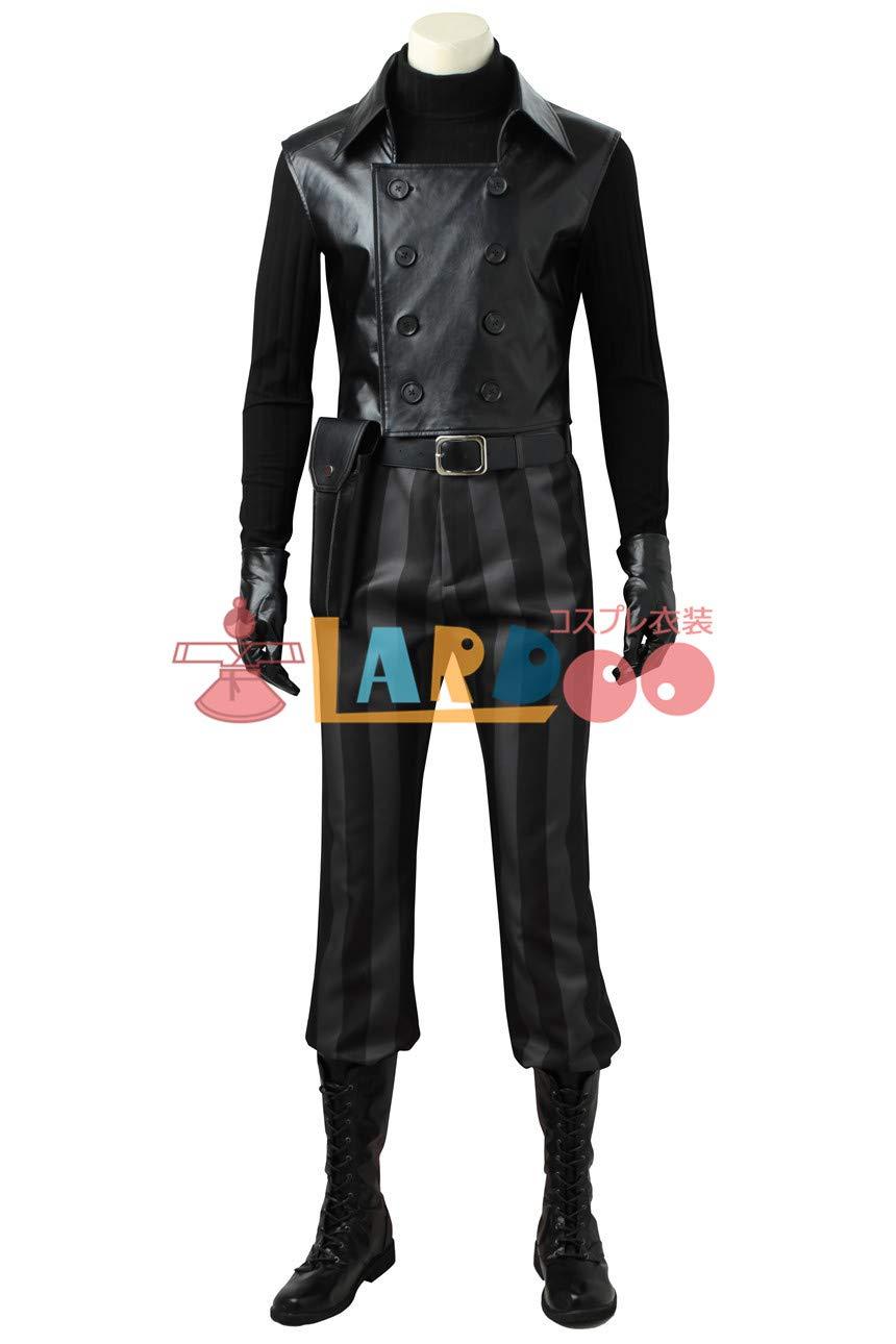 スパイダーマン ノワール ブーツ付き SpiderMan-NOIR マンガ版 ブーツ付き コスプレ衣装 B07HSSMVGF B07HSSMVGF 女 XL ノワール 女 XL, クラフトモール:f5be4ebe --- cgt-tbc.fr
