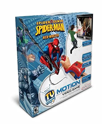 Spiderman Motion Video Game by Jakks
