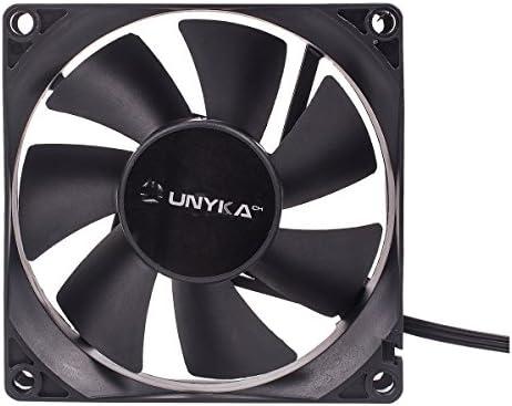UNYKAch 51786 - Ventilador de PC (Carcasa del ordenador, Enfriador ...