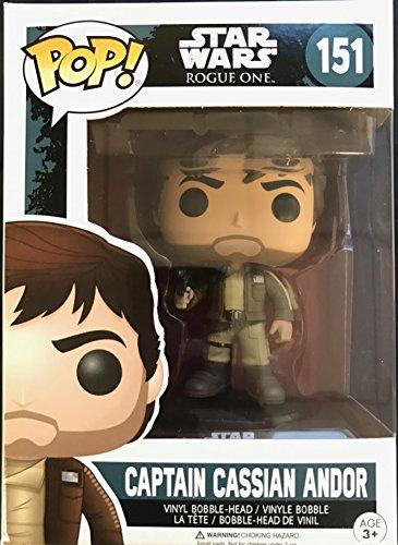 POP Star Wars: Rogue One - Captain Cassian Andor Target Exclusive