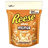 REESE White Chocolate Candy Peanut Butter Cups, Minis, 200 Gram