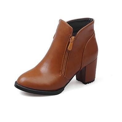 Chaussures BalaMasa marron femme gjxqL