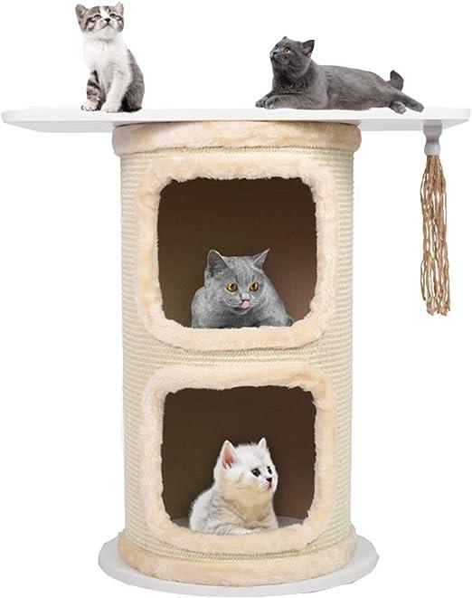 árbol para Gatos/Escalador para Gatos/árboles de Actividades para ...