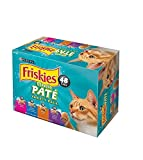 #1 Friskies Original Loaf Variety Pack Canned Cat Food (48/5.5-oz cans)