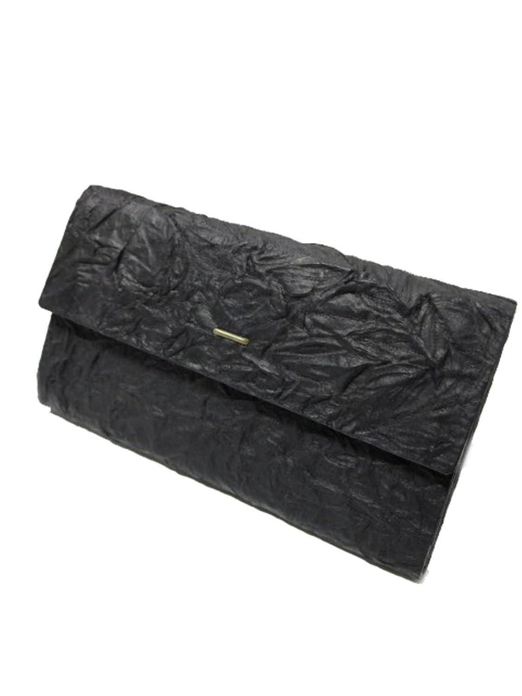 [イロセ] irose ACC-P15 Paper Craft ロングウォレット(ブラック) B00MBAF40I