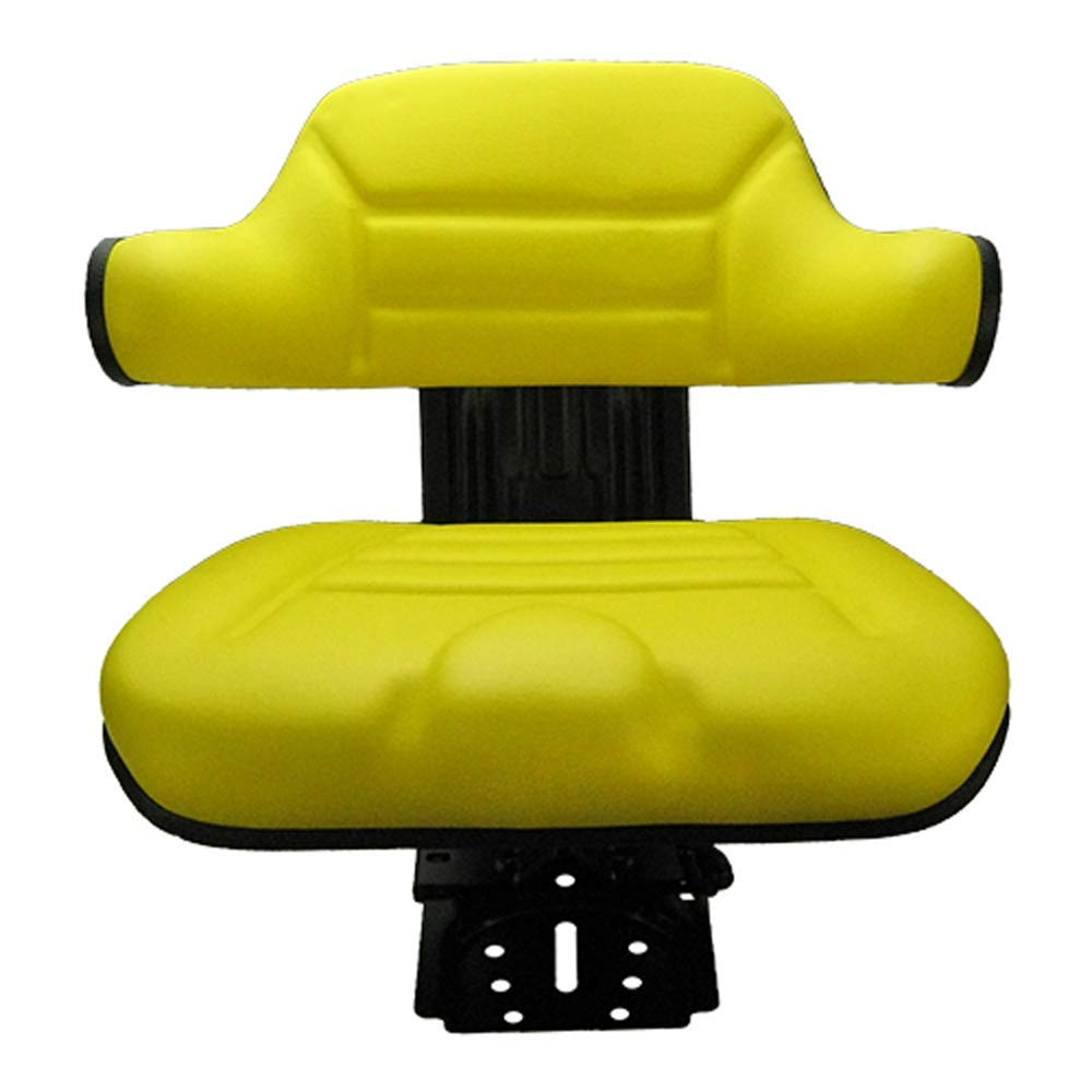 Amazon Com Pj 11 Yellow Seat For John Deere Tractors Industrial Scientific