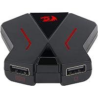 Adaptador Redragon Para Teclado e Mouse Para ConsoleEris GA-200 PS4 Xbox