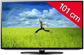 Samsung televisor LED UE40EH5000 + Soporte Negro: Amazon.es: Electrónica