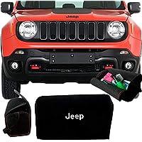 Bolsa Organizadora Porta Mala Tevic Jeep Renegade C/Velcro Para Fixação 14 Litros