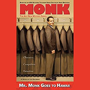 Mr. Monk Goes to Hawaii Audiobook