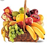Classic Fruit Baskey by Convention Floral - Hand Delivered - Washington DC Area