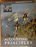 Annotated Instructor's Edition, Accounting Principles 9781118009307