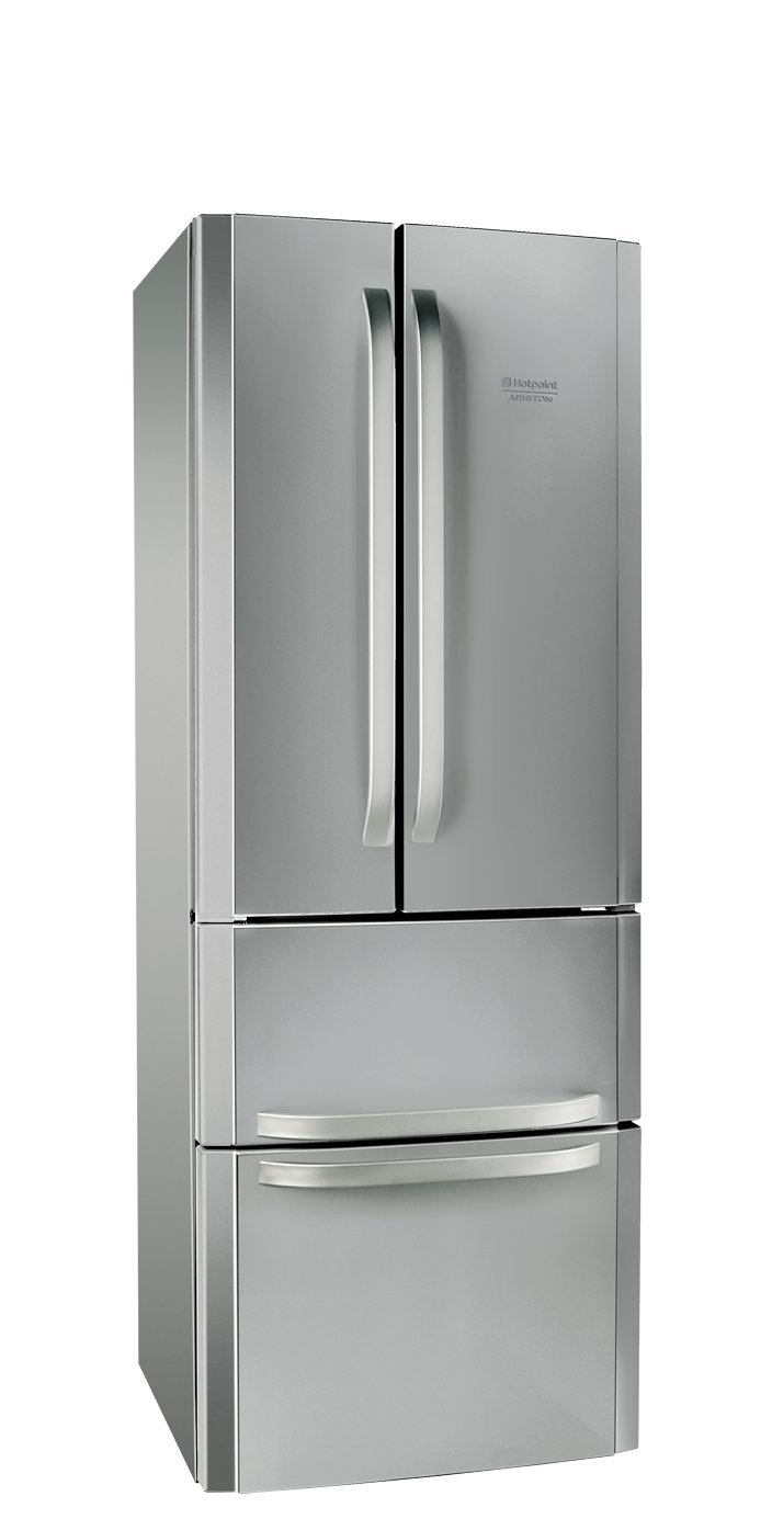 HOTPOINT-ARISTON E4D AAA X - Frigorífico Combi Hotpoint E4Daaaxc No Frost Total E4D AAA X C