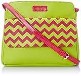 Peperone Women's Sling Bag (Green)